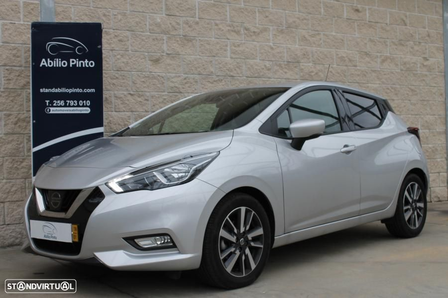 Nissan Micra 0.9 IG-T N-CONNECTA - 1