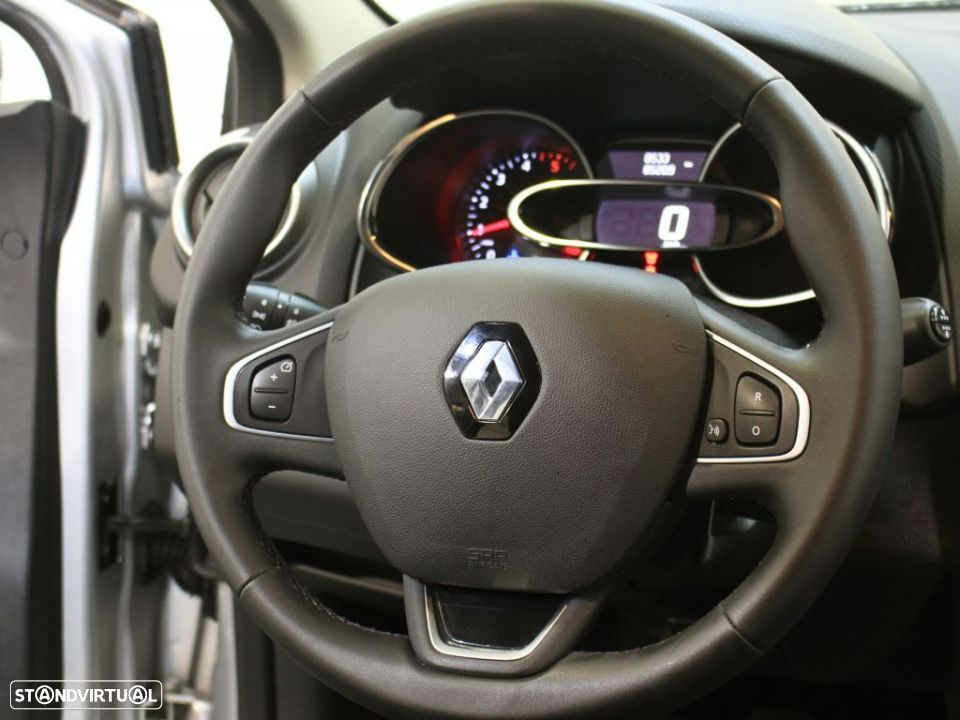 Renault Clio 1.5 dCi 90 Limited - 11