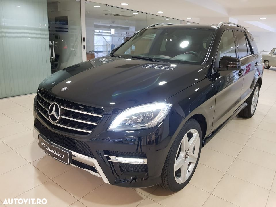 Mercedes-Benz M ML - 18