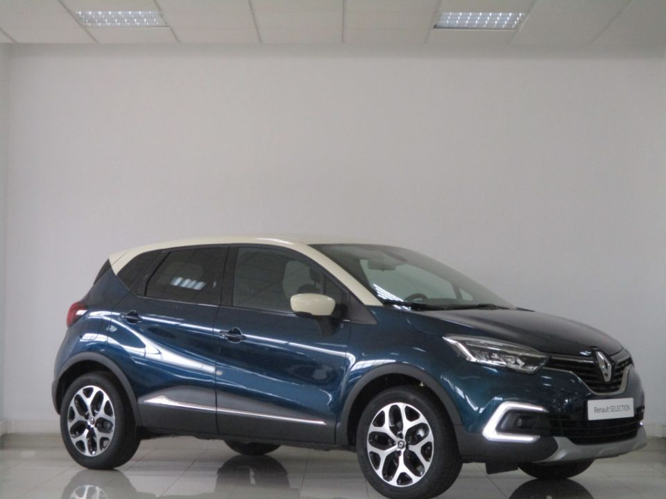 Renault Captur 1.5 DCI EXCLUSIVE 90 CV