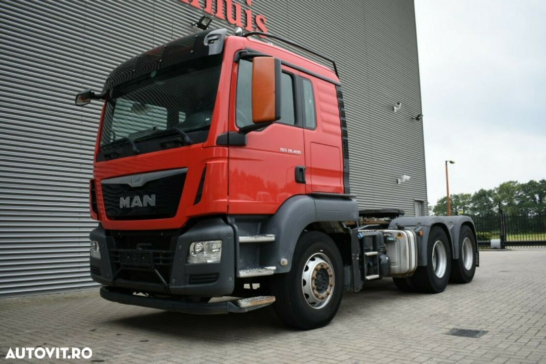 MAN TGS 26.400 EURO 6 2015 Nr. Int 10859 Leasing - 1