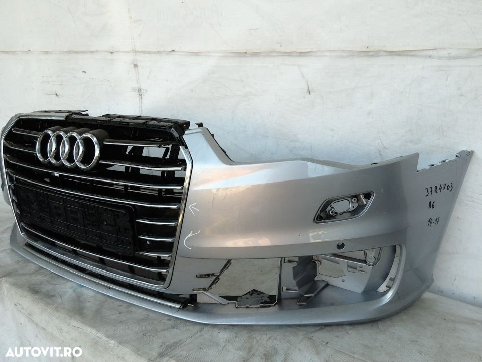 Bara fata Audi A6 model C7 Facelift An 2014-2017 cod 4G0807437 - 1