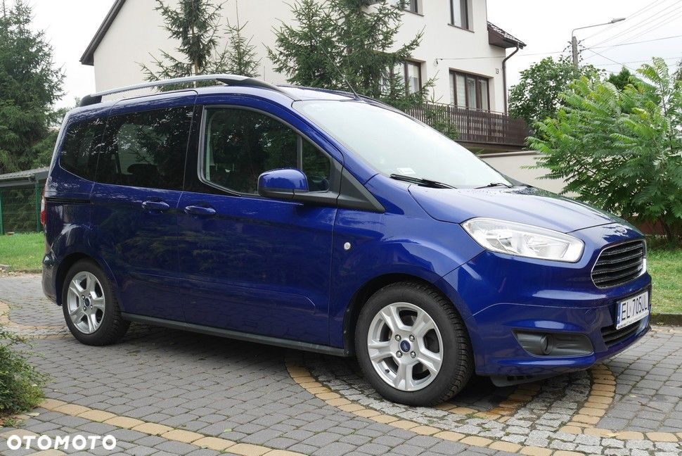 Ford Tourneo Courier - 1
