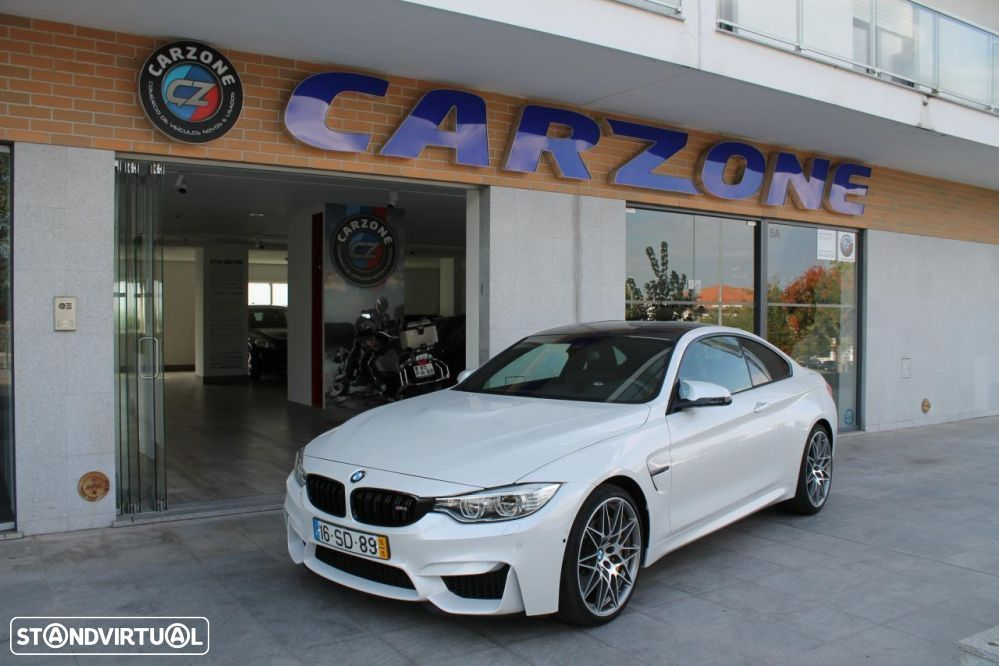 BMW M4 COUPE COMPETITION 450 CV - 1