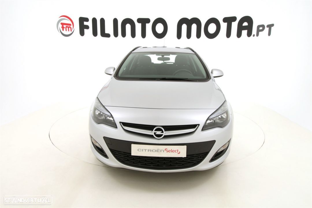 Opel Astra Sports Tourer 1.3 CDTi Selection S/S - 29