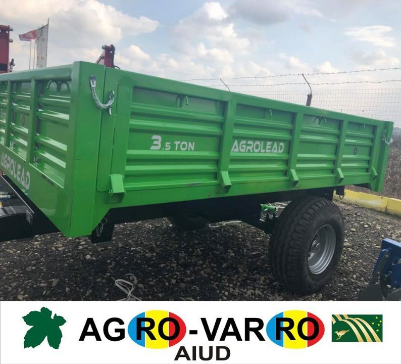 Agrolead Remorca 3,5 t - 2