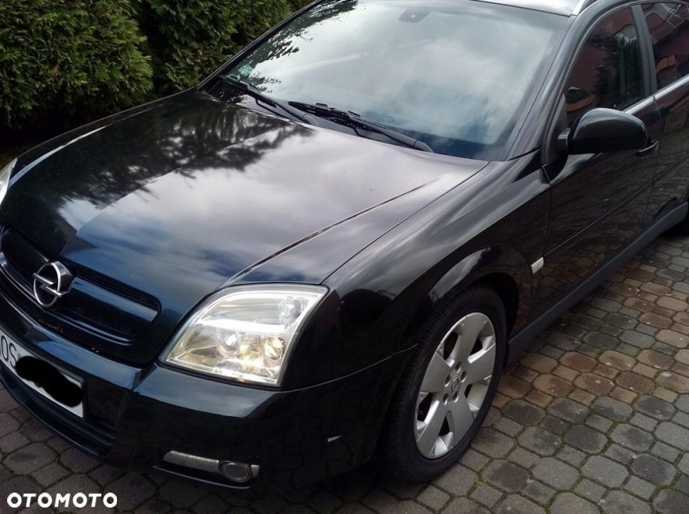 OPEL SIGNUM VECTRA C MC PERSON LEWY PRZÓD 2.2i KPL - 1