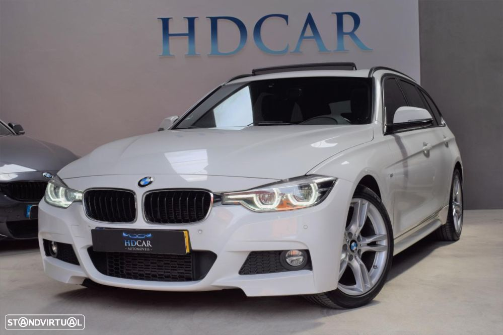 BMW 318 d Touring pack M Auto + Panorama - 1