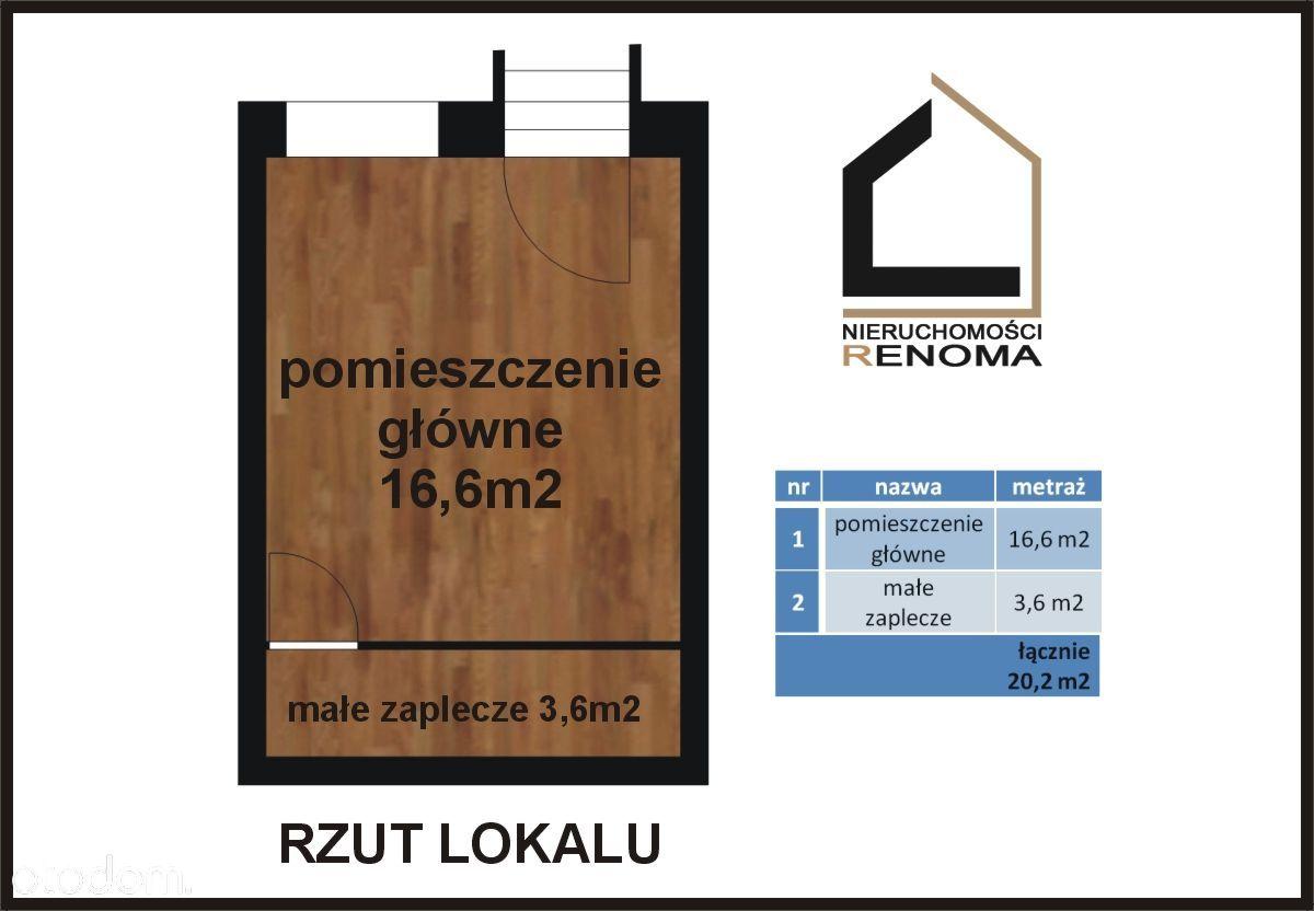 Lokal użytkowy na wynajem, Poznań, Wilda - Foto 4