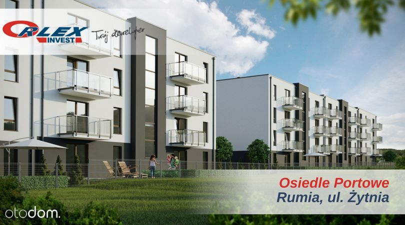 Mieszkanie na sprzedaż, Rumia, wejherowski, pomorskie - Foto 3