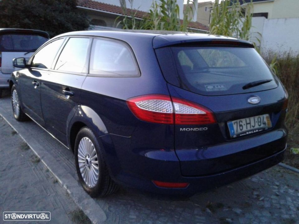 Ford Mondeo SW 1.8 TDCi 1st Edition - 1