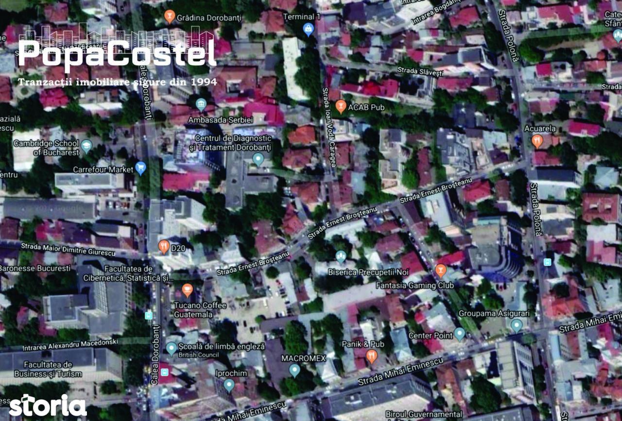 Teren de Vanzare, București (judet), Calea Dorobanților - Foto 1