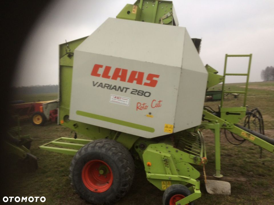 Claas rolland 280 - 1