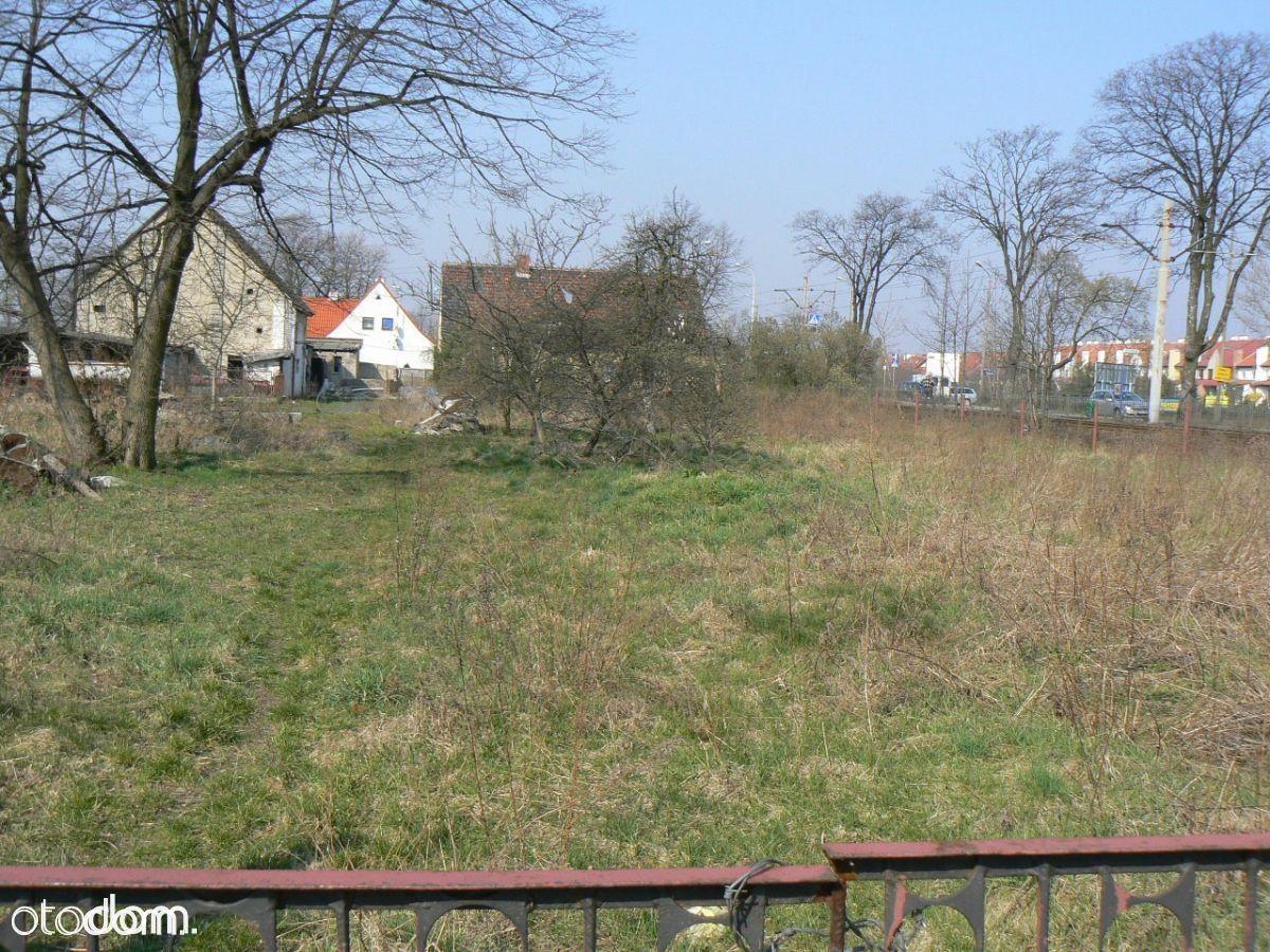 Działka na sprzedaż, Wrocław, Fabryczna - Foto 1
