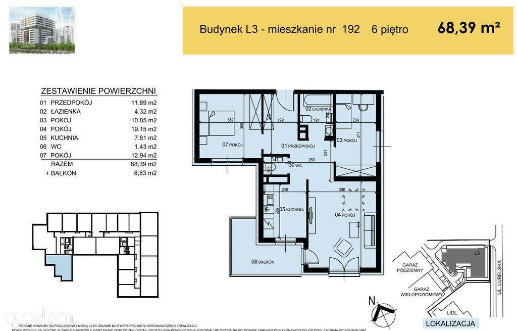 Mieszkanie na sprzedaż, Rzeszów, Staromieście - Foto 2