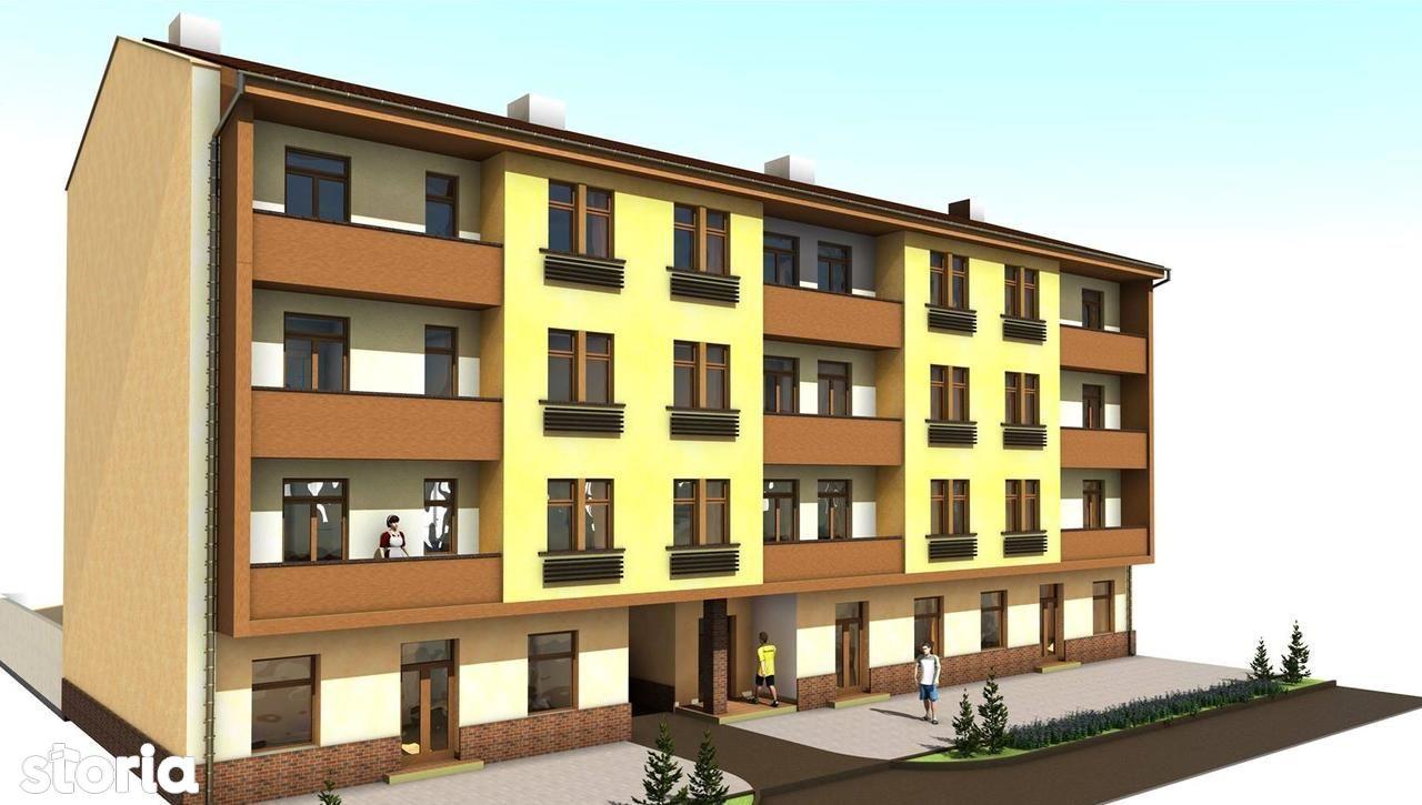 Apartament de vanzare, Arad (judet), Strada Poetului - Foto 2