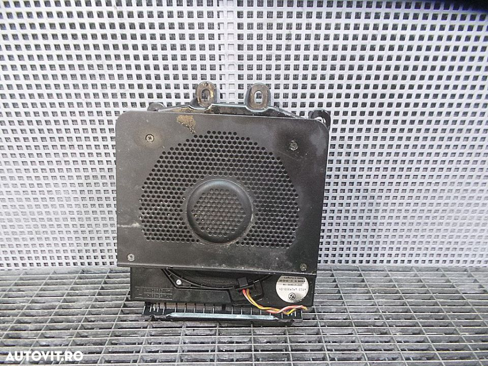 Difuzor Audio, Bmw Seria 5 E 60 - 1