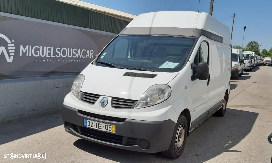 Renault TRAFIC 2.0 DCI - 5