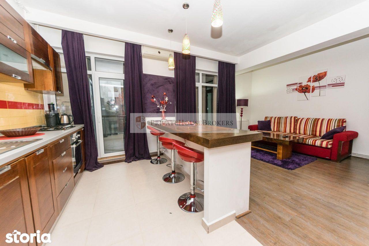 Apartament de inchiriat, București (judet), Strada Turturelelor - Foto 1