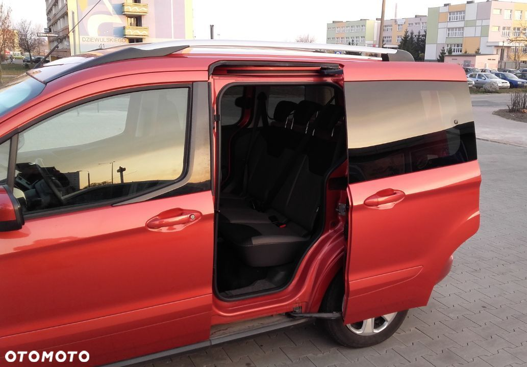 Ford Courier lizing leasing Ford Tourneo Courier (minivan), 890 zł rata - 1