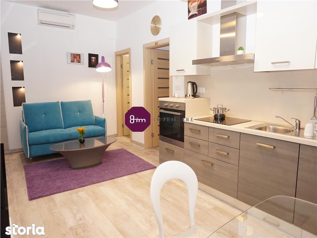 Apartament de inchiriat, Cluj (judet), Strada Deleu Victor - Foto 11