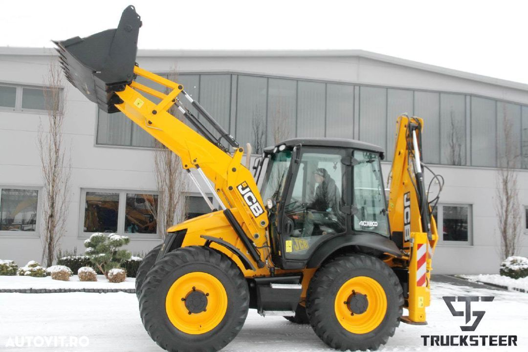 JCB 4CX P21 ECO - 1