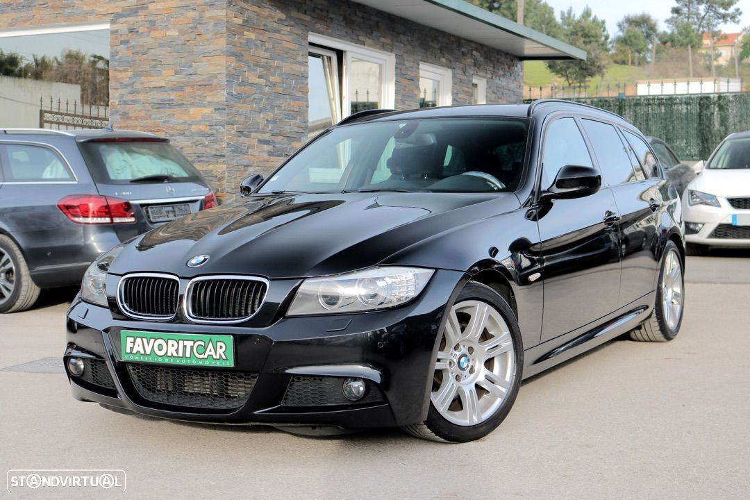 BMW 318 d Touring Pack M - 4