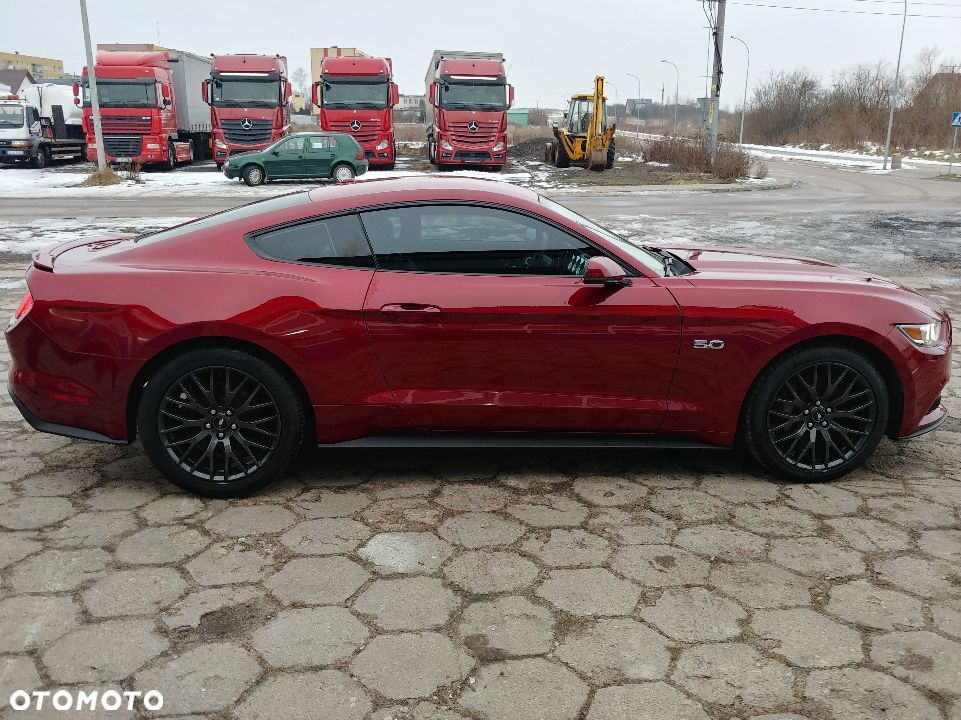 Ford Mustang V8 5.0 GT 2015 Automat - 22