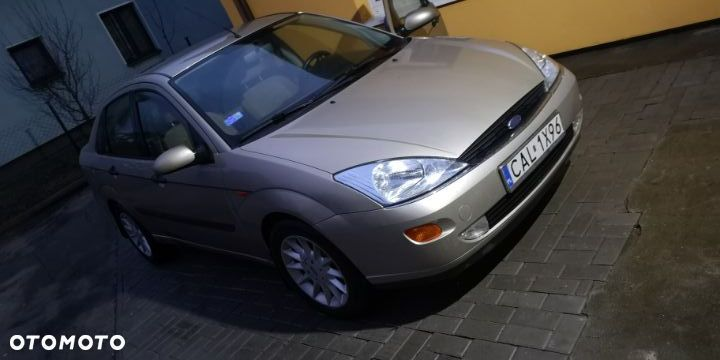 Ford Focus Ford Focus 1.6 120 km benzyna . Polecam - 1