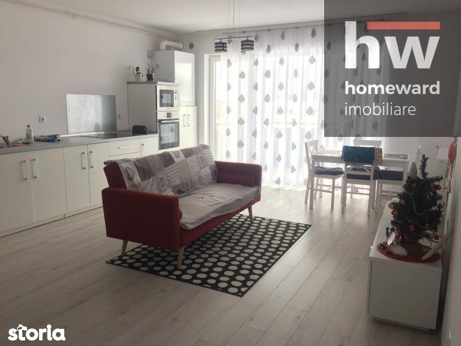 Apartament de inchiriat, Cluj (judet), Strada Soporului - Foto 1