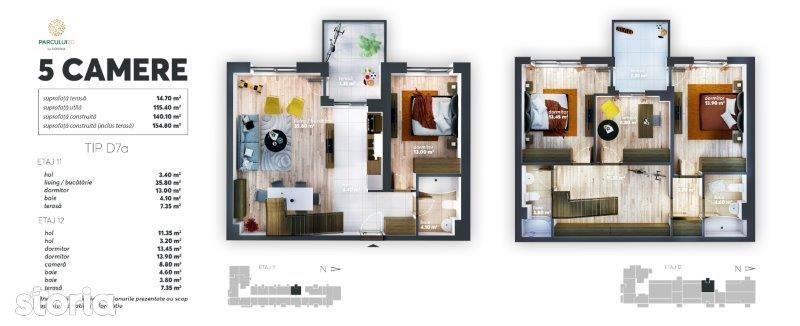Apartament de vanzare, Alba (judet), Aleea Parcului - Foto 1