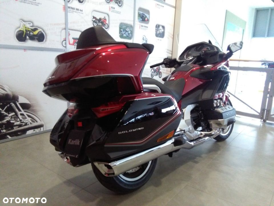 Honda GL 1800 Goldwing Tour DCT, model 2019, ASO, Gwarancja, Transport - 8