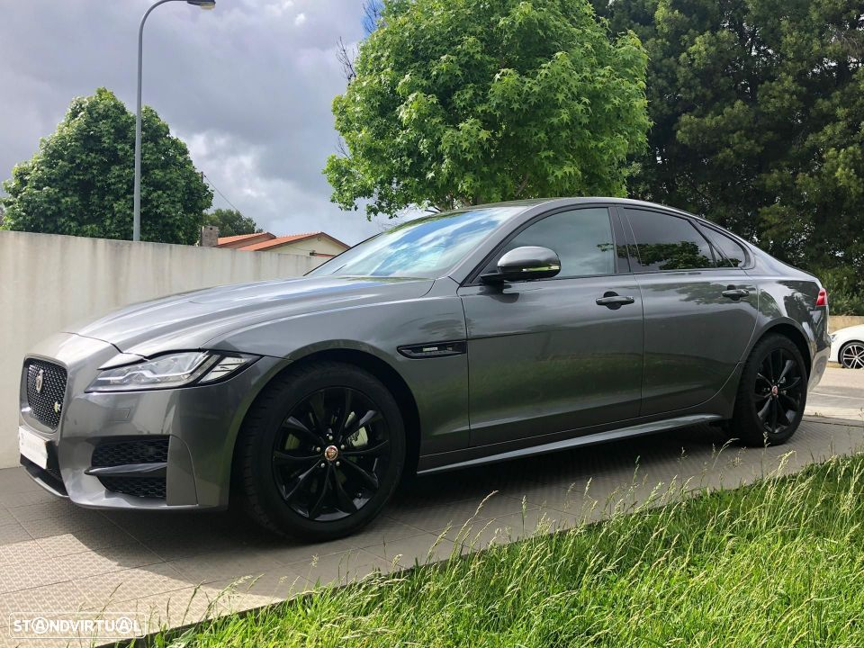 Jaguar XF 2.0d R-Sport Aut full led - 1
