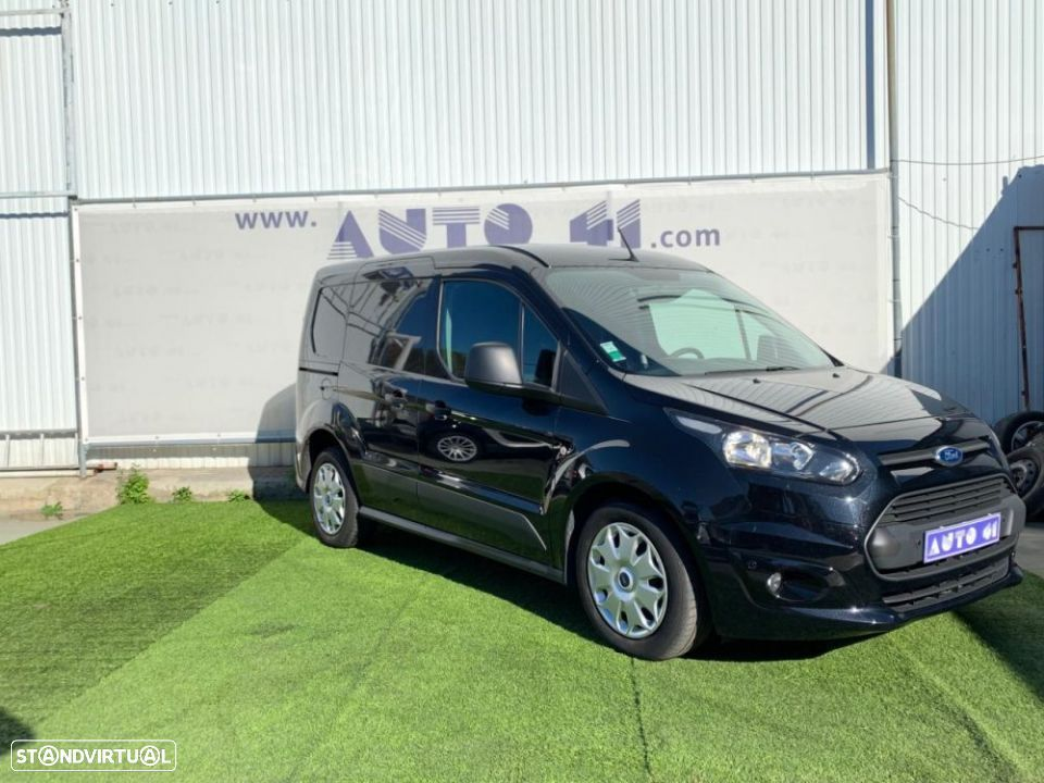 Ford Transit Connect 1.6 Tdci Trend - 1
