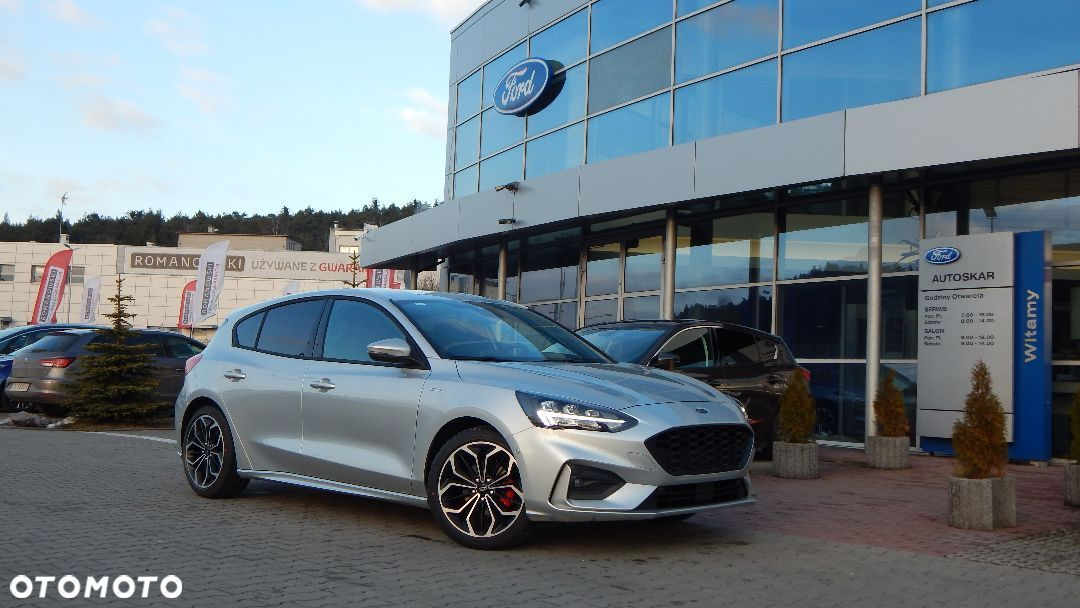 Ford Focus ST LINE Business 1.5 EcoBoost 150KM M6 2019 FULL OPCJA od ręki - 18