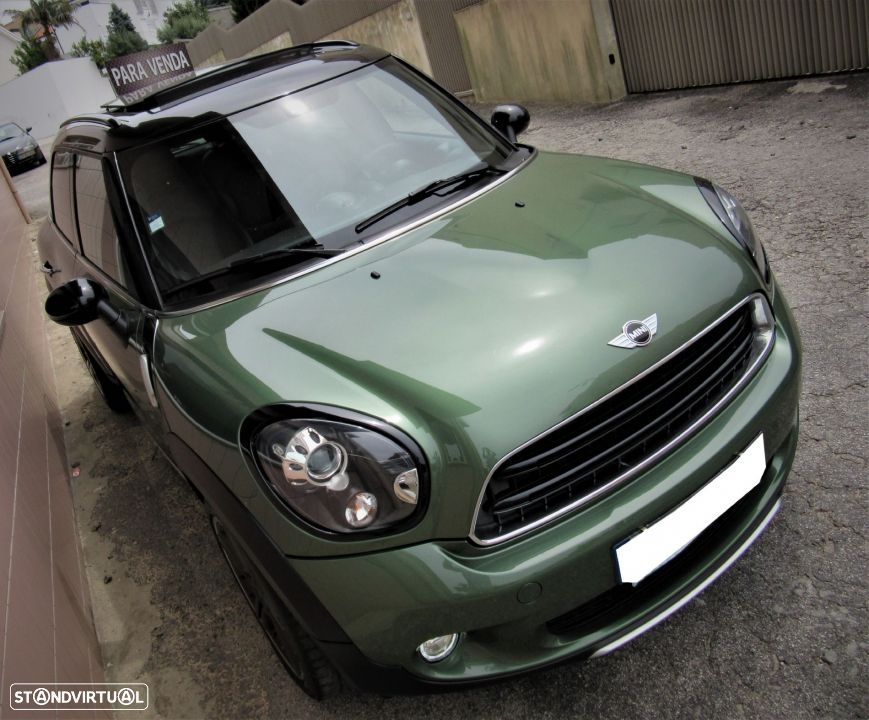 MINI Countryman Cooper D - 11