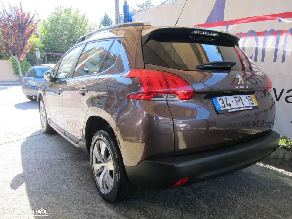 Peugeot 2008 1.4 HDi Active - 22
