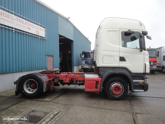 Scania R420 HIGHLINE (MANUAL GEARBOX / RETARDER / AIRCONDITIONING) - 4
