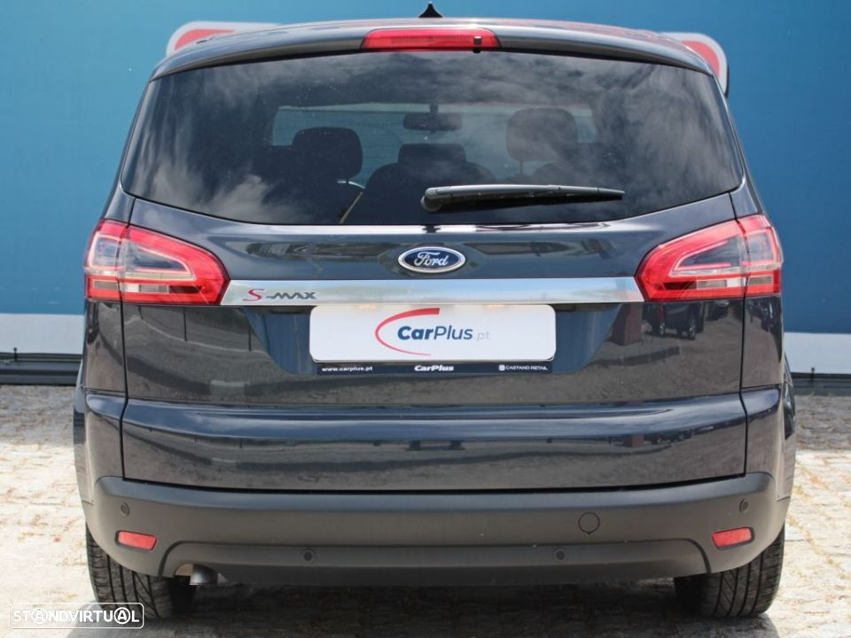 Ford S-Max 1.6TDci Trend - 4