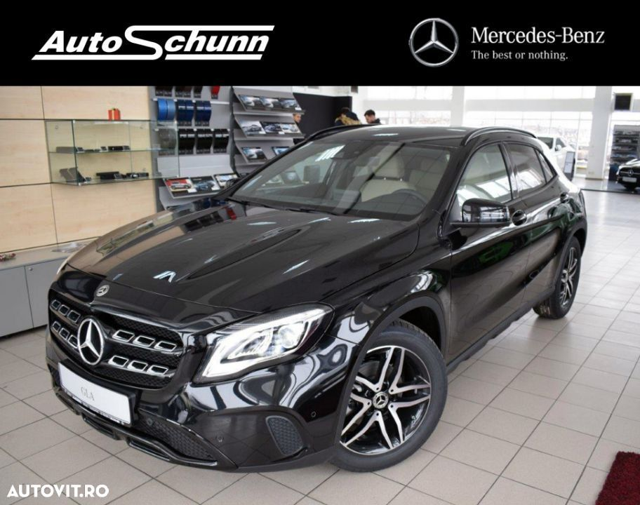 Mercedes-Benz GLA 220 - 21