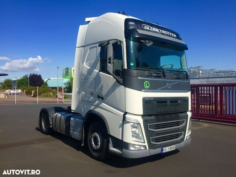 Volvo FH 460 Globetrotter Euro 6 2015 Nr. Int 10926 Leasing - 1
