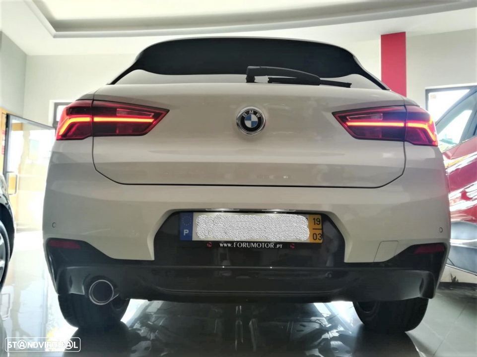 BMW X2 sDrive 16d Advantage Cx Auto Pack M - 24