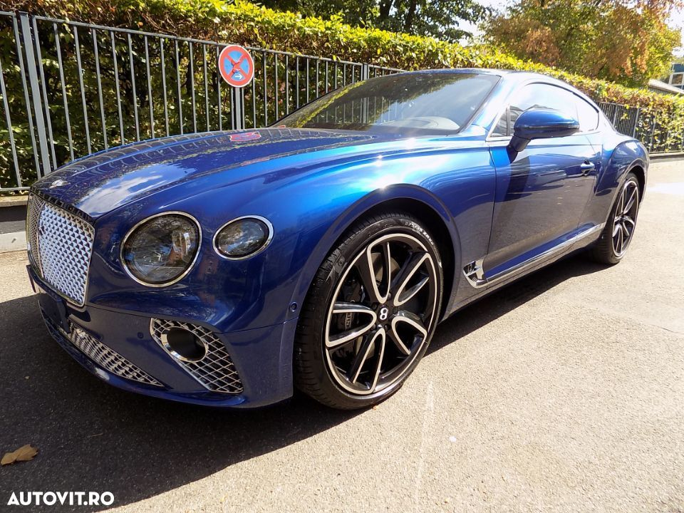 Bentley Continental - 15