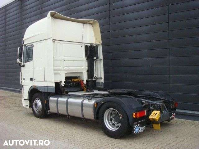 DAF XF FT 105.460 SSC Standklima Intarder Euro5 ZV - 2