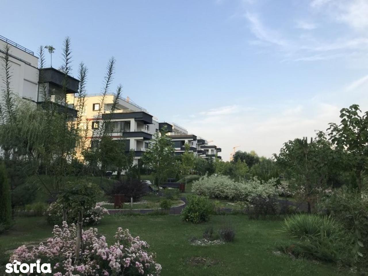 Apartament de inchiriat, București (judet), Strada Barbu Văcărescu - Foto 14