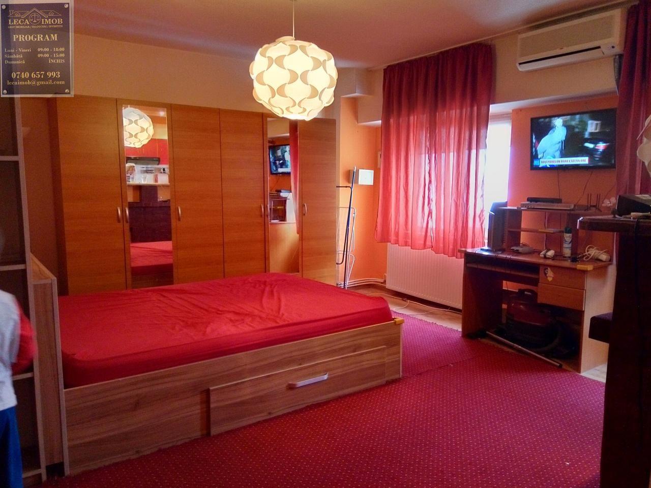 Apartament de vanzare, Bacău (judet), Strada Ștefan cel Mare - Foto 1