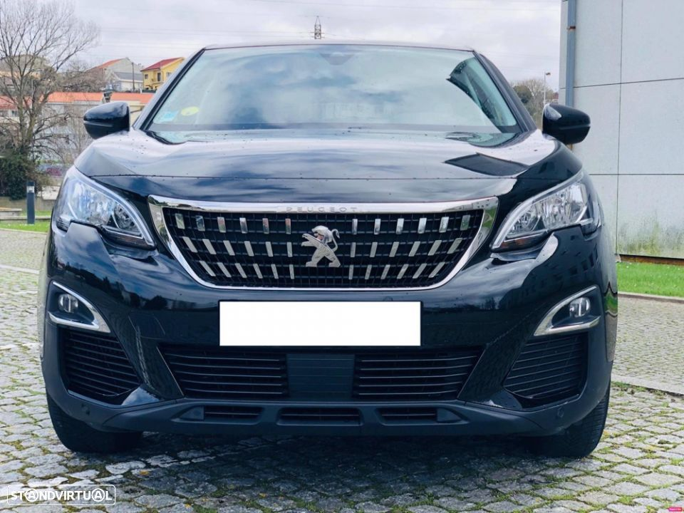 Peugeot 3008 EAT 6 BLUE HDI 1.6 business pack - 1
