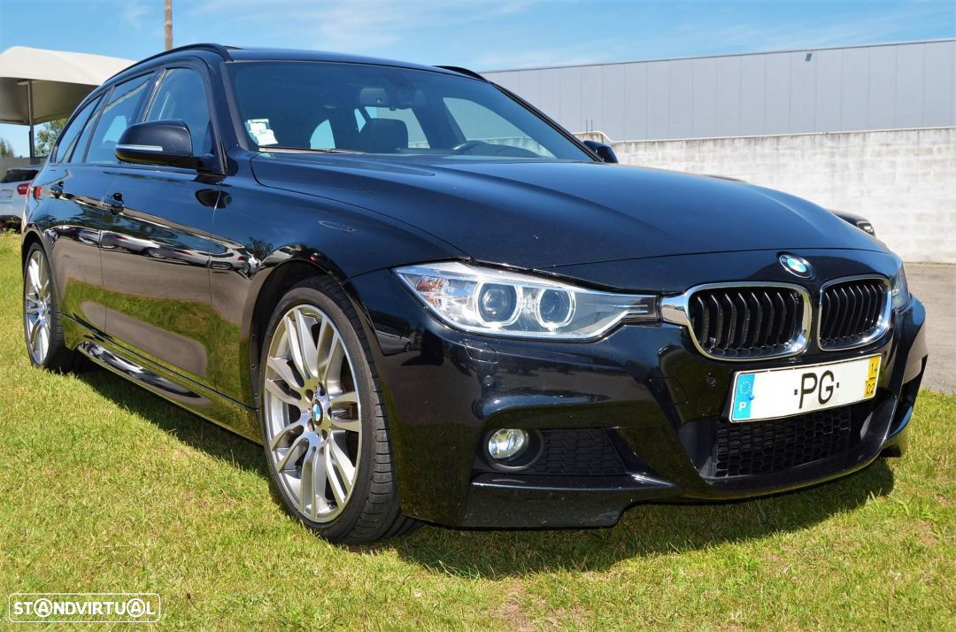BMW 320 d M-Sportpacket Touring - 1