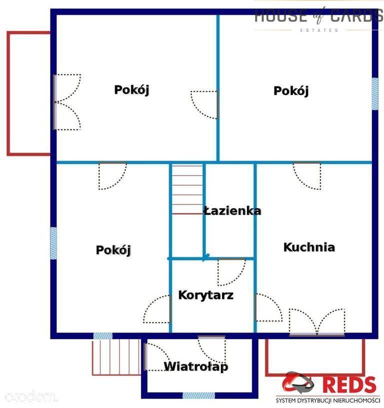 Dom na sprzedaż, Łańcut, łańcucki, podkarpackie - Foto 11