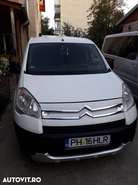 Citroën Berlingo II - 8